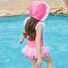 New One Piece Girls Swimwear Elsa Children Cartoon Swimsuit For Baby Kids Swim Skirt Bathing Suit Beachwear