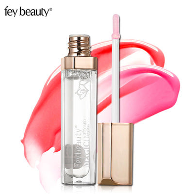 FEY BEAUTY Lip Gloss Luminous Colors Makeup Cosmetics