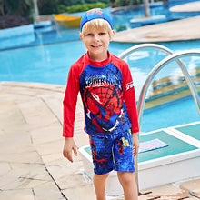 Swimsuit For Children Baby Kid Sexy Kids Swimsuits Children's Swimwear 2018 New Spiderman Boy Design Color 5835 Animal Polyester