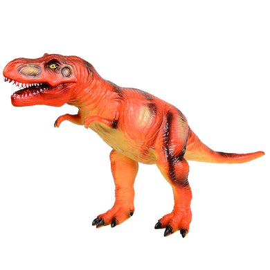 Jurassic Dinosaur Big Size Rubber Tyrannosaurus for Children