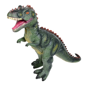Big Size Allosaurus Rubber Toys of Jurassic Dinosaur