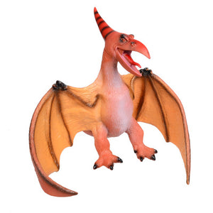 Rubber Dinosaur Model Pterosaur Model Rubber Toys for Children