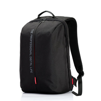 15 inches Anti-Worn Waterproof Simple Design Laptop Backpack