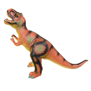 Big Size Jurassic Dinosaur Tyrannosaurus Rubber Toys for Children