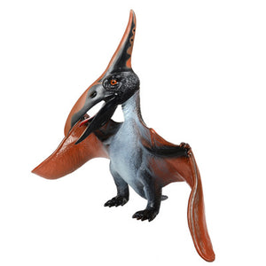 Pterosaur Rubber Dinosaur Model Rubber Toys for Children