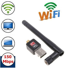 USB Wireless Network Card 150M Network Card Mini WIFI Receiver Computer Adapter