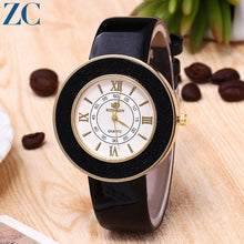 Multiple Numerals Simple Design Wristwatches for Women