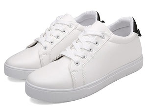 Autumn And Winter Casual Platform Shoes White Shoes Sneakers