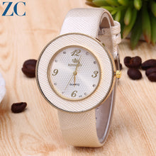 Fashion Candy Color Cute Wristwatches Analog Quartz Watch for Women