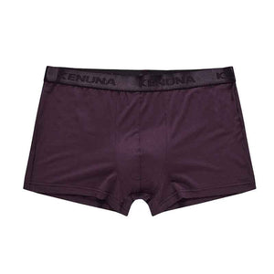 Hot Sexy Breathable Fiber Men's Boxer Brief