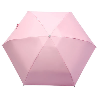 Windproof Travel Pocket Umbrella Anti-UV Protective Summer Sun Protection Parasols