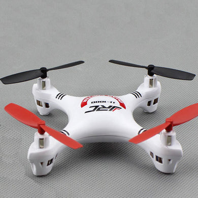 Toy Uav Four-Axis Aircraft 2.4G 4 Rotor 6 Channel Remote Control Aircraft With Liquid Crystal Hummingbird