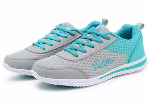 Breathable Sneakers Spring Summer Women's Running Shoes Light Running