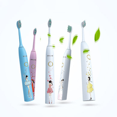 ZR101 Kids Power Rechargeable Electric Toothbrush