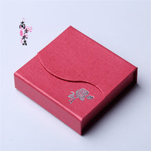 Red Jewelry Box Square Gift Box for Bangles Bracelet