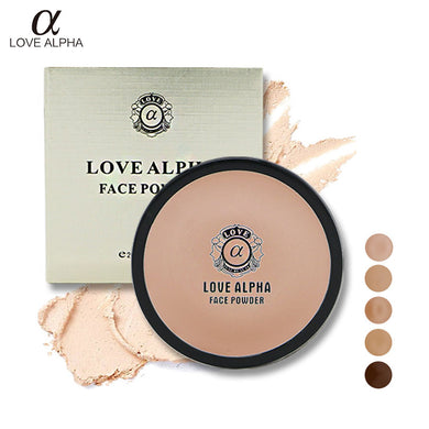 LOVE ALPHA Terminator Flawless Concealer Foundation Face Powder