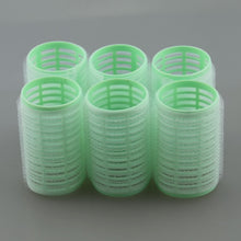 New Style Self-Adhesive Rollers DIY Hair Plastic Hair Curls Hair Styling Tools For Hair Curlers