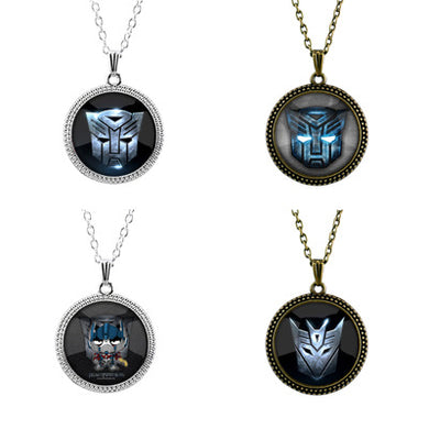 Movie Character Pattern Awesome Necklace for Men