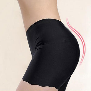 Sexy Women Safety Pants Sexy Cotton Spandex Boyshort Yoga Underpants