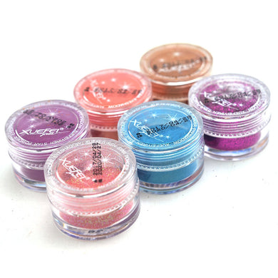 SHERFFY Glitter Eyeshadow Powder 20 Available Colors