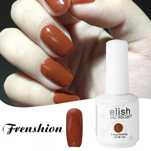 PUMPKIN Nail Polish Gel Eco-Friendly Nail Art