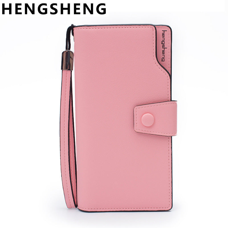 Women's Wallet Leisure Multi-Functional