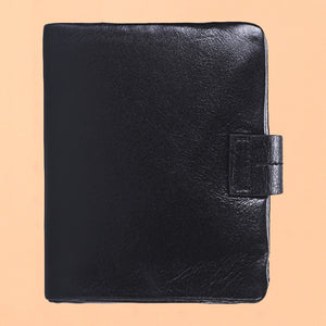 Leather Wallets Vintage Male Coin Bag