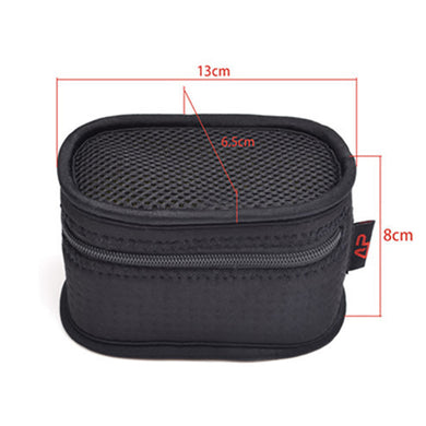 Wholesale Mesh Cloth Splicing Open Zipper Breathable Diving Material UE MINI BOOM Audio Package Bag