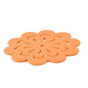 Thermal Insulation Silicone Coaster