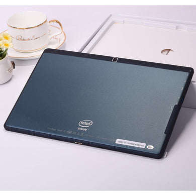 Size 10.1 Metal 2-In-One Tablet Computer 2G Memory 32gb Hard Disk Android WIN10 Tablet