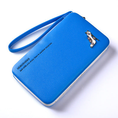 Fashionable Candy Color Female Purse
