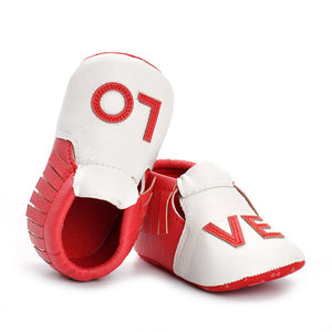 Tassel Letters Infant Baby's Toddler Shoes