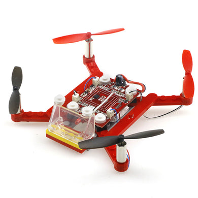 JJRC New Product Hj-021 2.4G Mini Block Assembly Quad-Axis Aircraft