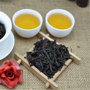 High-grade Dahongpao Oolong Tea China Black Tea Advanced Organic Chinese Diet Gift Box Packing