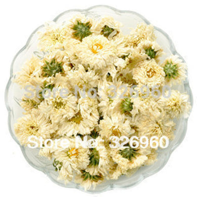 Top-Grade Original Chinese Chrysanthemum Tea Chrysanthemum morifolium Ramat tinned Flower Scented Tea