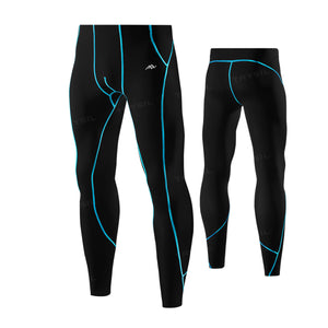Fitness Pants Men 'S Basketball Running Tights Pants