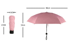 Ultra Lights and Small Mini Folding Umbrella