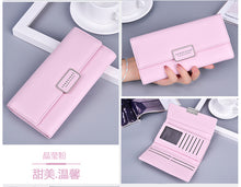 Fashionable Simple Female Purse
