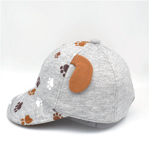 Cute Little Feet Baby Cap Autumn Cotton Children's Hat Batch Of Children's Hats