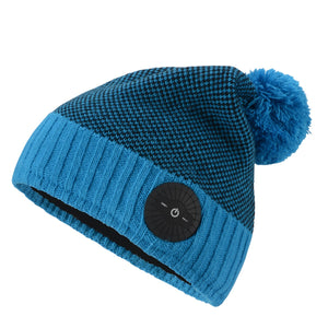 Winter Warm Music Hat Bluetooth Headphone Sport Bluetooth Headband Cap Headset