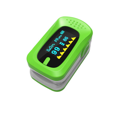 Medical Home Fingertip Type Finger Pulse Pulse Oximetry Detector Is The Pulse Oximeter Heart Rate Meter