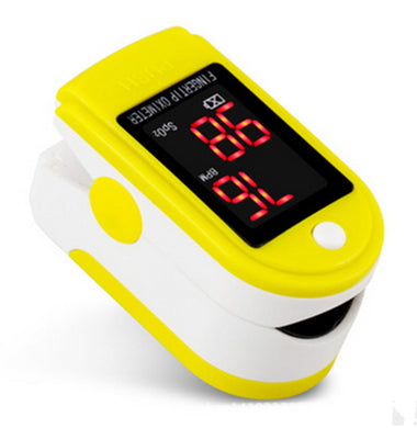 Wholesale Finger Clip Blood Oxygen Meter Blood Glucose Meter Manufacturers Direct Direct Medical Blood Oxygen Meter
