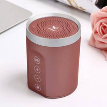 Simple Wireless Bluetooth Speaker Box Portable Low Sound Box Button Creative Mobile Wireless Audio