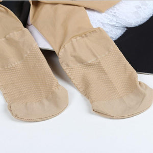 50D matte anti-hook non-slip stockings pantyhose socks
