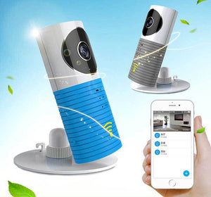 Wifi Surveillance Camera Baby Monitors The Clever Dog Smart Home Camera