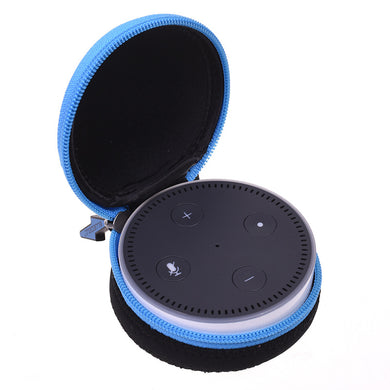 The Manufacturer Direct Marketing DOT Creative Speaker Bag Diving Material Exquisite Portable ECHO DOT Sound Bag