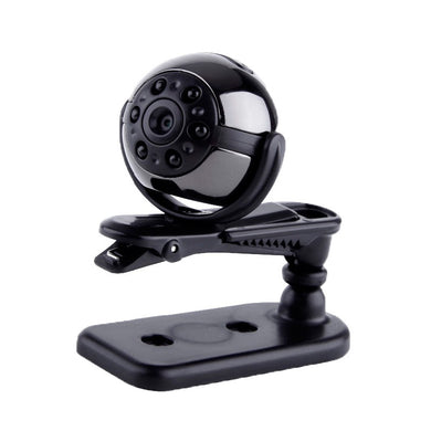 E-EDC HD 1080P Sports 6 Light Night Vision Mini DV Portable Camcorder Motion Detection DVR Video Recorder SQ8