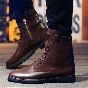 Men Casual Wear Boots