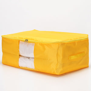 Kindergarten Quilt Storage Bag Moisture-Proof Oxford Cloth Oversized Laundry Boxes