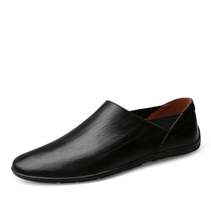 Breathable Casual Soft Flats Slip-on Shoes for Men